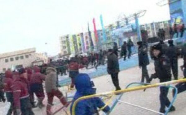Emergency announcement! Mass dispersal of the striking oil workers with the use of special measures started in Zhanaozen
