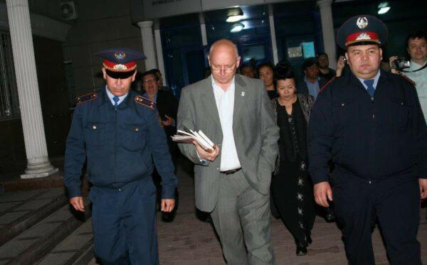 Kazakhstan: Kozlov and Sapargali's appeals dismissed, a renowned film director Bolat Atabaev accused