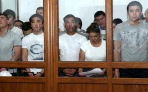 Kazakhstan: end of trial on the case of riots in Zhanaozen