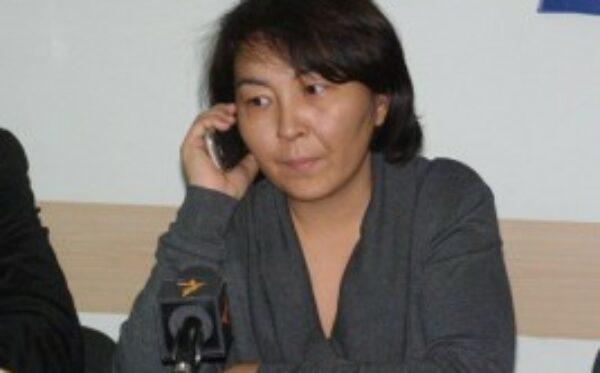 Ayzhangul Amirova released from custody