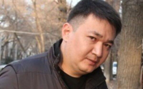 Askar Moldashev has been arrested