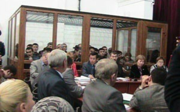 Court doesn't acquit oil workers and residents of the village of Shetpe, convicted of participation in mass disorders on the 16-17 December, 2011