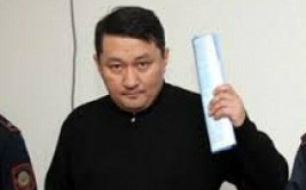 Askar Moldashev sentenced to suspended prison term