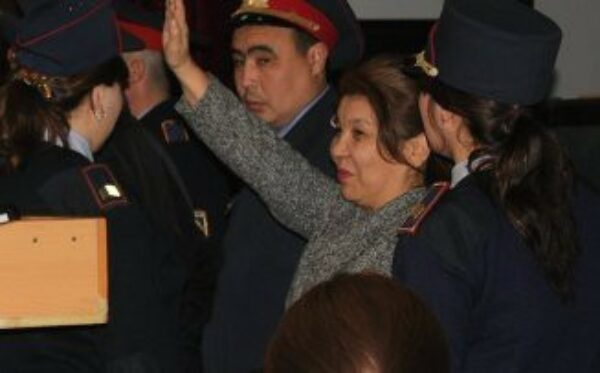 Kazakhstan: Roza Tuletayeva goes on hunger strike