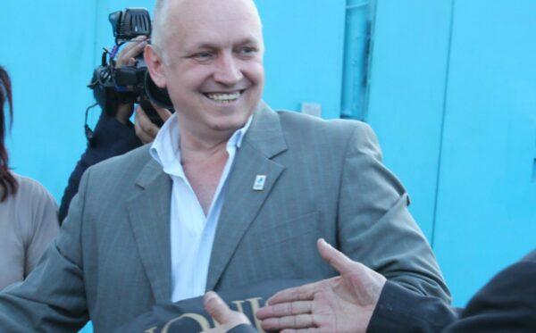 Freedom for Kazakh opposition leader, Vladimir Kozlov!
