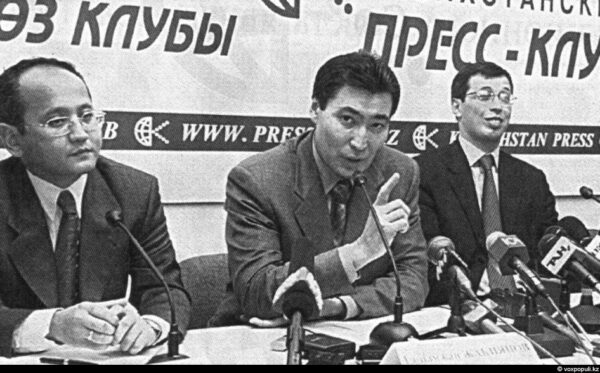 The story of Kazakhstan democratic choice opposition movement