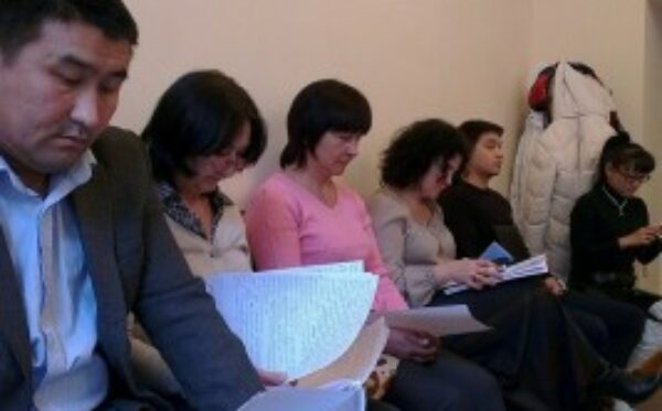 The Open Dialog Foundation calls on the European observers to attend the upcoming trial in the case of Kazakh human rights defenders, Zinaida Mukhortova and Vadim Kuramshin