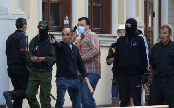 Odessa police responsible for the death of 46 people