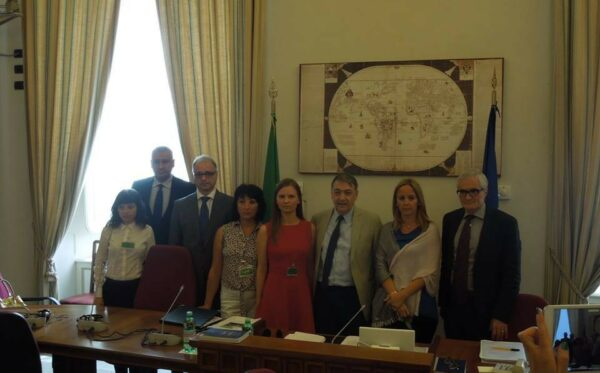 The Foreign Affairs Committee of the Italian Parliament held an informal exchange of information on the situation in Ukraine