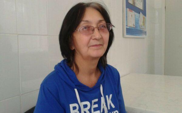 Mukhortova no longer receives injections