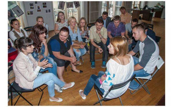 Ukrainian World: Meeting with Espreso TV Reporter