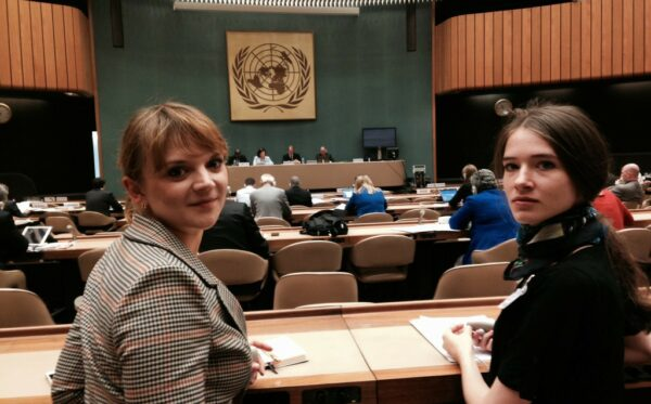 Representatives of ODF took part in the session of the UN Working Group on Arbitrary Detention