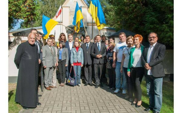 Hopes for Ukrainian Ossów