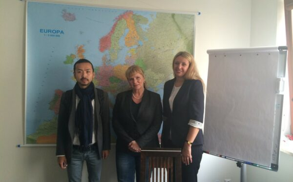 Families of Kazakh dissidents met with Polish MPs