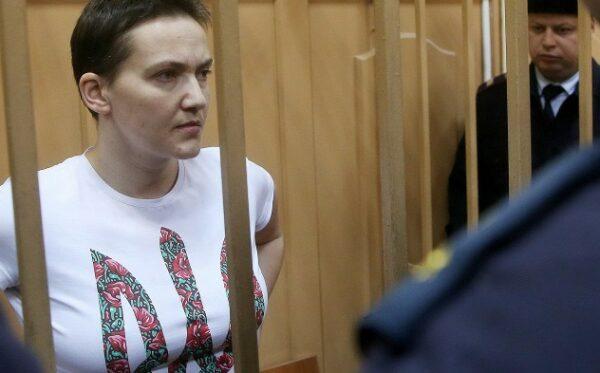 Alfredo Arpaia on the case of Nadiya Savchenko