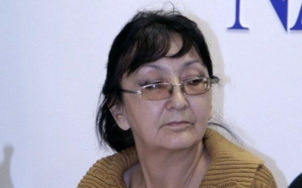 Zinaida Mukhortova released from mental hospital