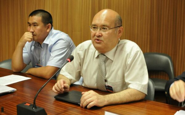 The Christian Democrats and Social Democrats intervene on Muratbek Ketebayev's case