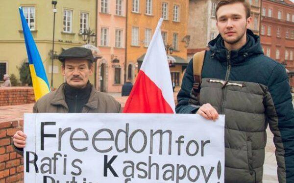Freedom for Rafis Kashapov