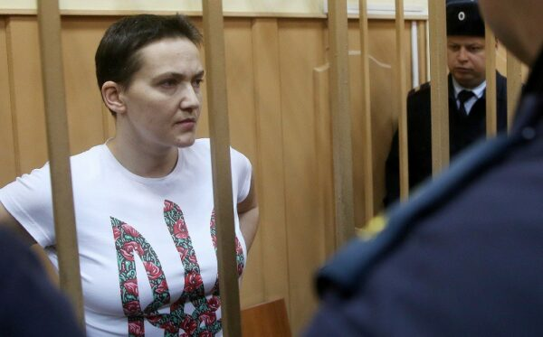 The EU has to act to help free Savchenko. Solidarity signs are needed but will do nothing without concrete action