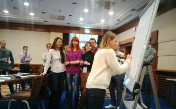 Training for the Ukrainian Department of Lustration