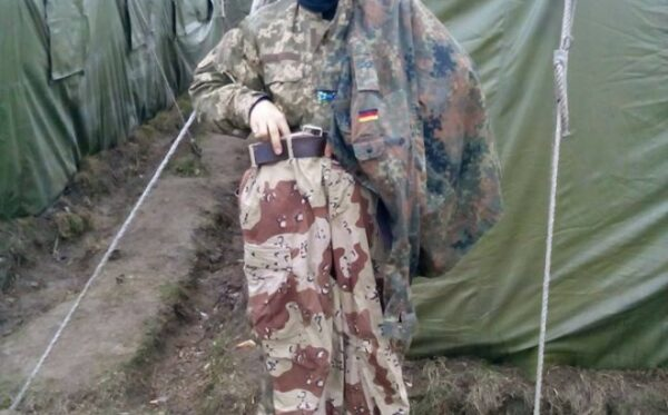 Clothing for the frontline