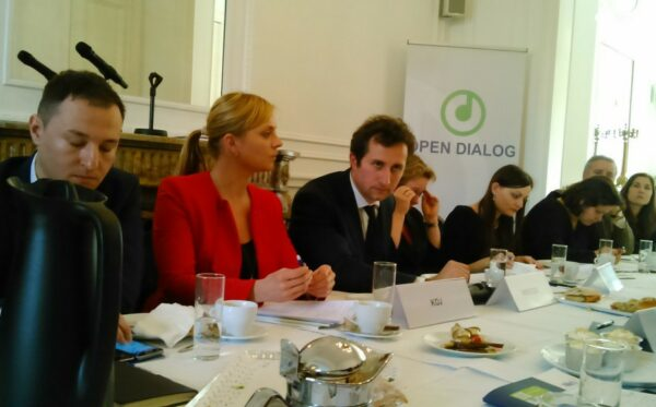 In Brussels about the struggle against corruption, lustration and reforms in Ukraine