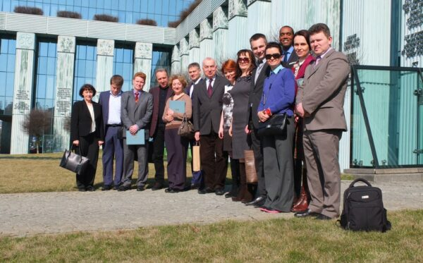 ODF supports lustration and judiciary reform in Ukraine