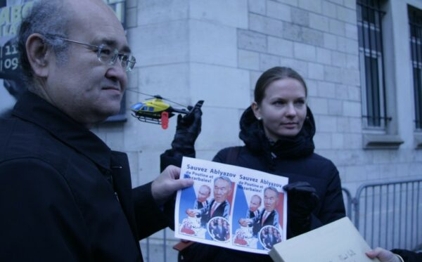 ODF appeals to the French government not to extradite Ablyazov. Matignon Palace denies the right to submit the appeal