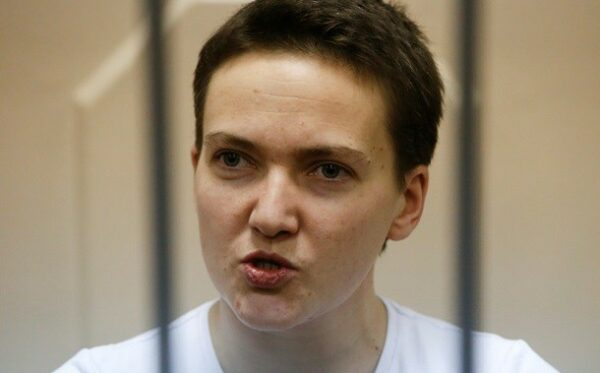 "Ukraine's Verhkovna Rada took account of the ""Savchenko List"" compiled by the ODF when drafting the new law"