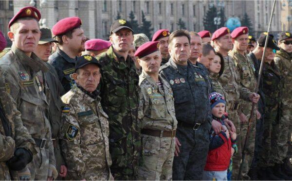 Report: Volunteer battalions. Origin, operation, controversies