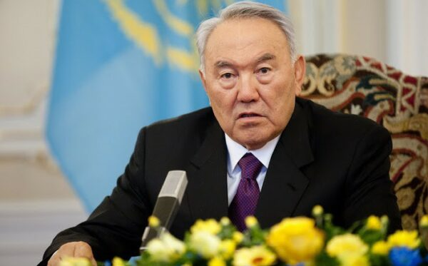 Europe at Nazarbayev's service
