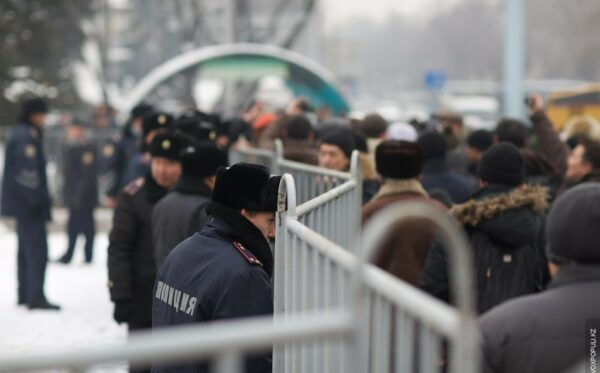 Report: The harassment of civil society in Kazakhstan