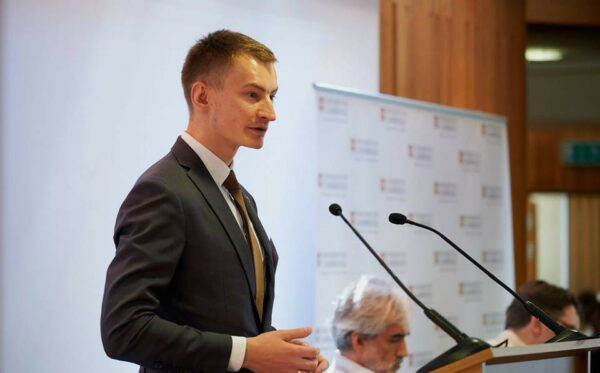 """Speech delivered at the Cambridge University: """"The development of Polish-Ukrainian Relations since the Beginning of the Maidan"""""""