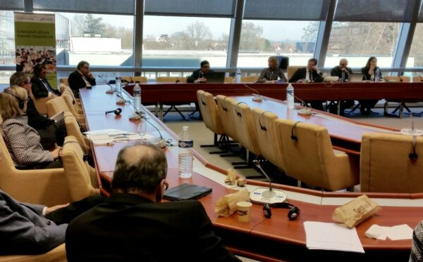 '28 hostages of the Kremlin' report presented in Strasbourg at the January PACE session