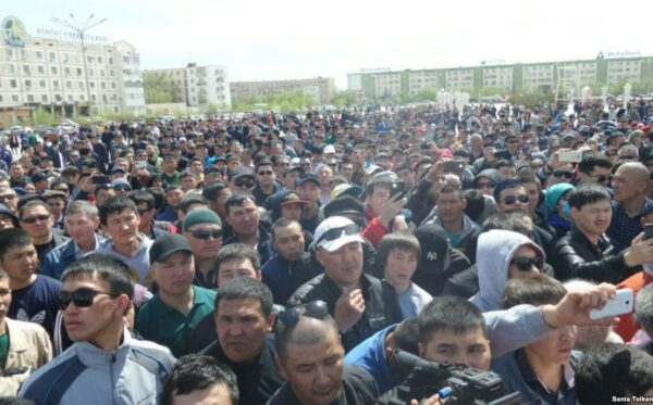 Mass arrests and threats on the eve of rallies of 21th May: We urge to prevent recurrence of Zhanaozen tragedy