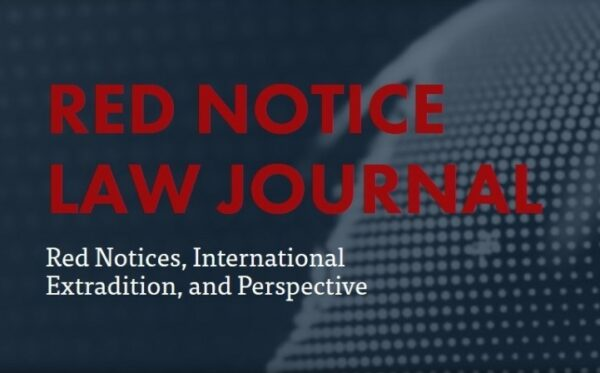 """INTERPOL and Russia – time for sanctions?"" – The Red Notice Law Journal on the ODF's statement"