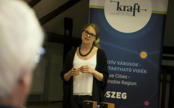 ODF presentation and panel discussion in Kőszeg