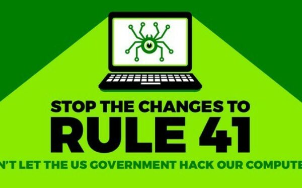 Privacy on-line. Regain control: stop changes to the art. 41.