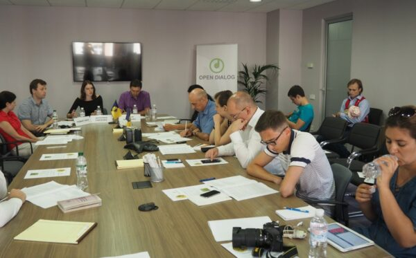 Experts discuss preliminary results of the study regarding the problem of prolonged detention in Ukraine