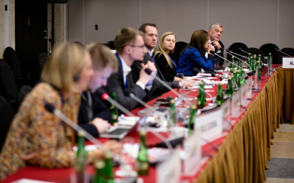 OSCE ODIHR Human Dimension Implementation Meeting side-event on 'Hostages of the Kremlin'