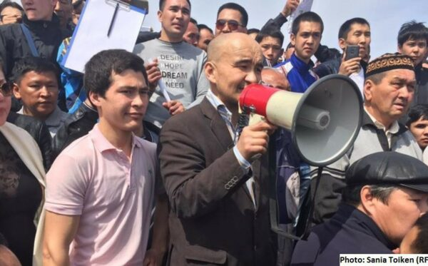 Report: Oppression of participants in rallies against Land Reform in Kazakhstan