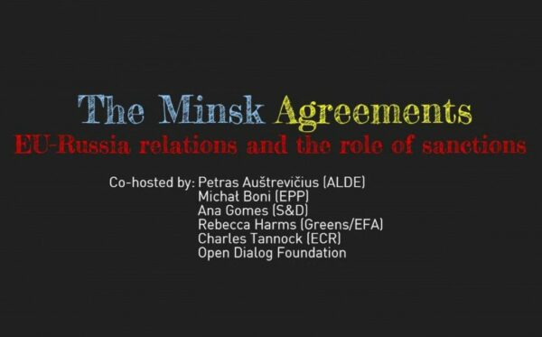 The Minsk Agreements. EU-Russia relations and the role of sanctions