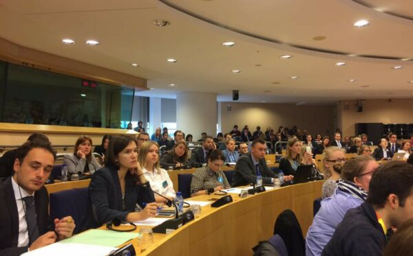 """Debate event at the European Parliament on """"The Minsk Agreements, EU-Russia relations and the role of sanctions"""""""