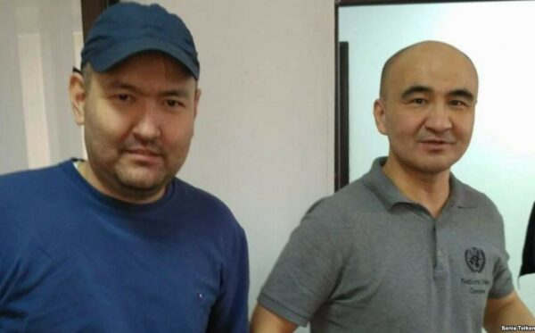 Kazakhstan: Maks Bokayev and Talgat Ayan sentenced to five years in prison for their participation in a peaceful rally