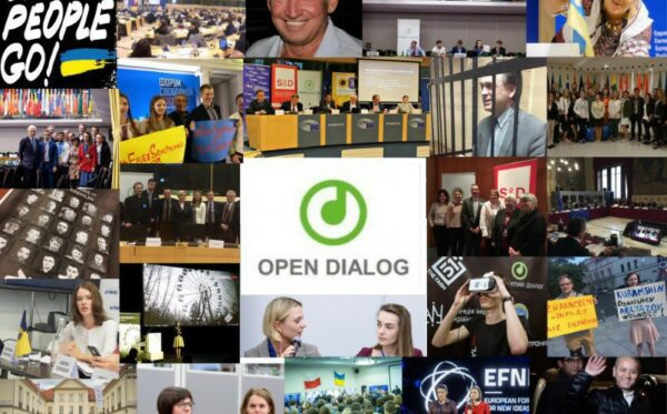 Open Dialogue Foundation's 2017 season's greetings and 2016 top achievements