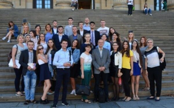Report on the results of educational tour to Berlin
