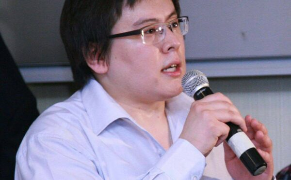 Journalist Zhanbolat Mamay arrested in connection with the criminal proceedings against Mukhtar Ablyazov in the BTA Bank case