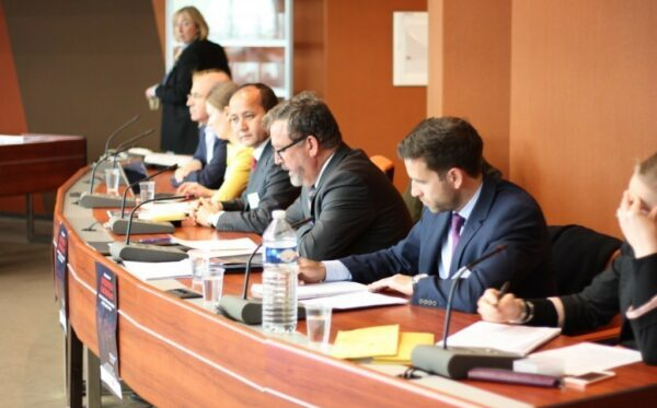 The ODF discussed abusive use of INTERPOL's Red Notices at the Parliamentary Assembly of the Council of Europe