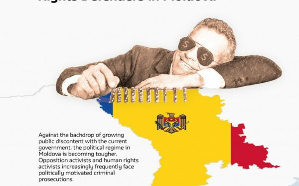 The Captured State: Politically Motivated Prosecution in Moldova And Usurpation of Power by Vladimir Plahotniuc