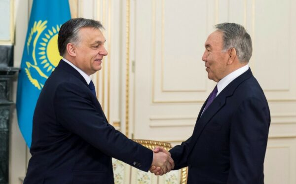 Report: Hungary at the service of the Kazakhstani dictator?